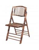 Bamboo Folding Chair