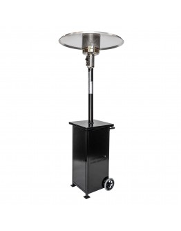 Rhino Collapsible Patio Heater - Black