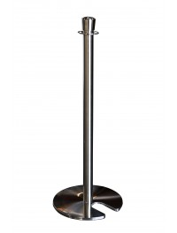 Rope Post - Crown Head Stanchion