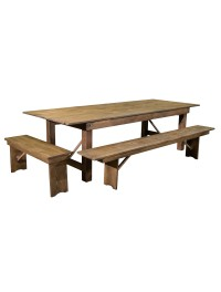 Farm Tables & Benches