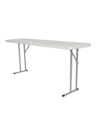 Conference Plastic Blow Mold Folding Tables