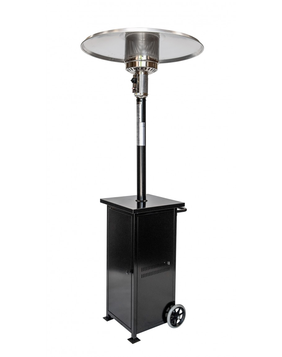Rhino Collapsible Patio Heater   Black