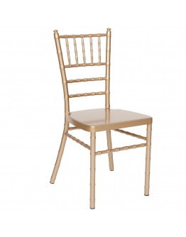 Chiavari Aluminum Chairs, All Colors