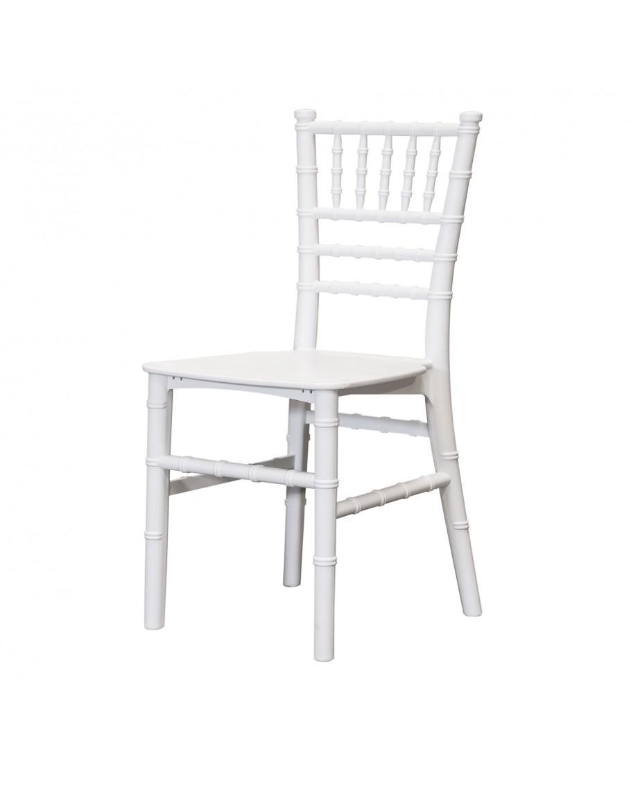 Astonishing Childrens Chiavari Resin Chair White Uwap Interior Chair Design Uwaporg