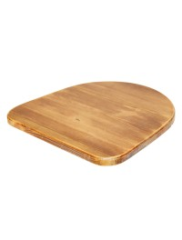 Wood Seat for Engrom Metal Chairs