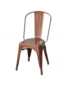 engrom Metal Chair, Rose