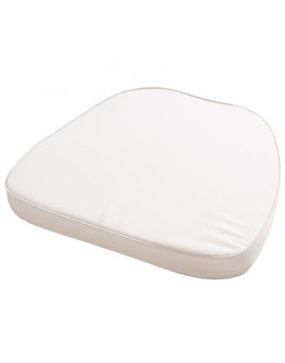 Chiavari Chair Cushion - Ivory