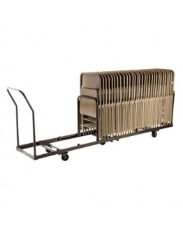 Long 50 Chair Dolly Cart