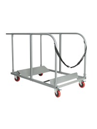 Round Table Dolly Carts