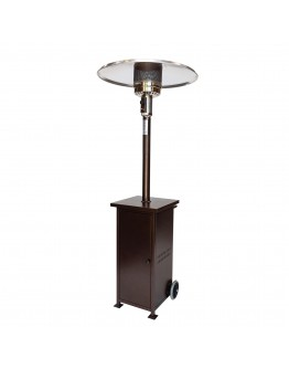 Rhino Collapsible Patio Heater - Bronze