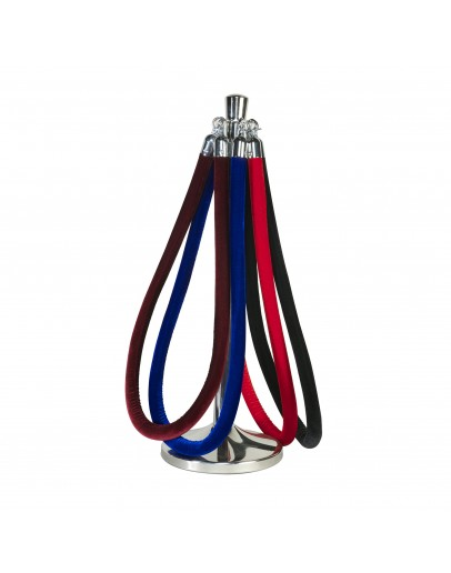8 Foot Stanchion Rope, Red