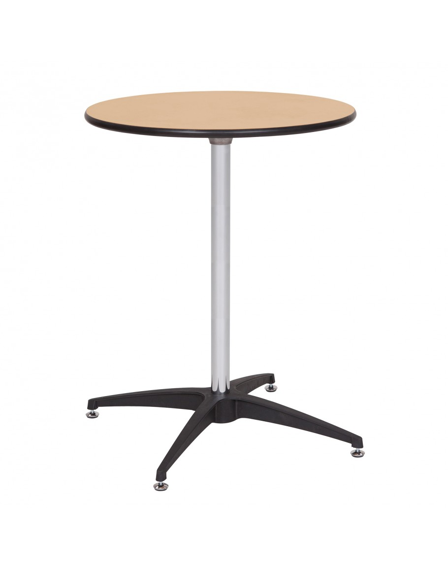 Inch Round Wood Cocktail Table Kit Vinyl Edging - 24 inch round cocktail table