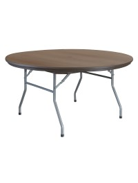 Rhino™ Round Resin Folding Tables