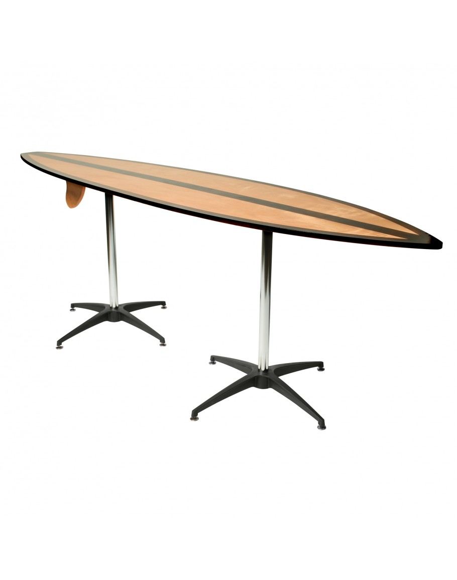 Surf Board Cocktail Table Kit ...